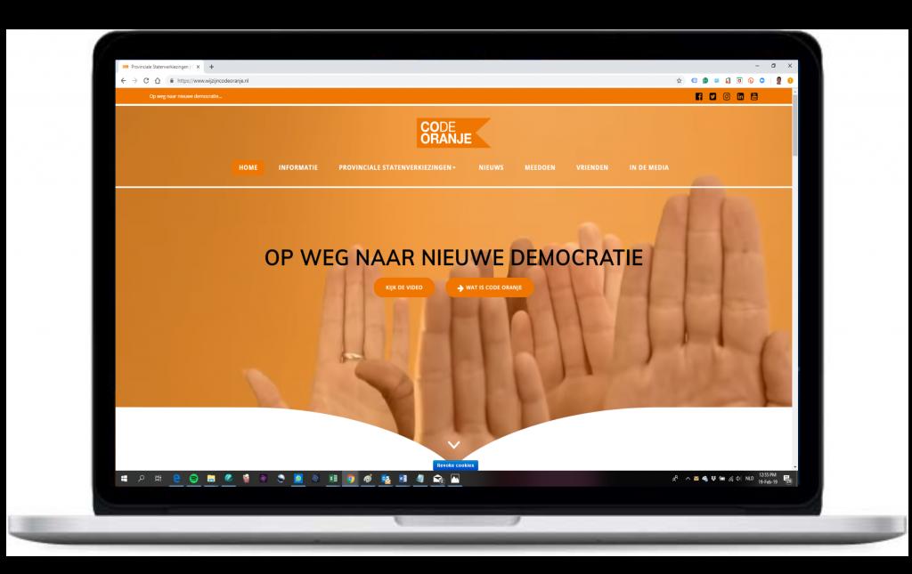 Klantcase Code Oranje